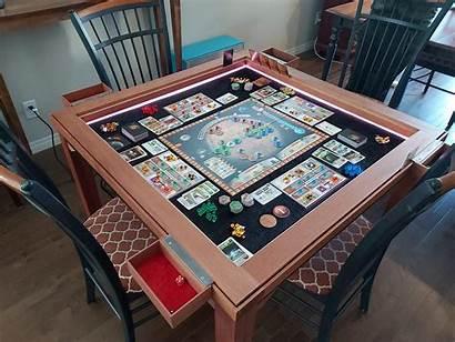 Table Board Gaming Built