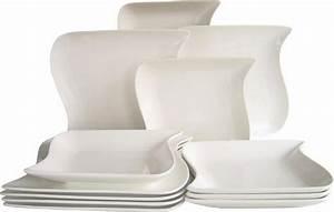 Geschirr Set Creatable : creatable tafelservice porzellan ocean 12 teilig online kaufen otto ~ Sanjose-hotels-ca.com Haus und Dekorationen