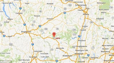 Mystery of fake Agloe, New York, town wiped off map by ...