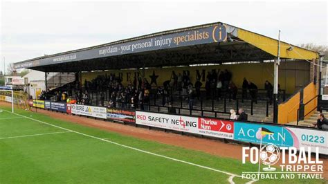 Unity Stands For by Abbey Stadium Guide Cambridge United Football Tripper