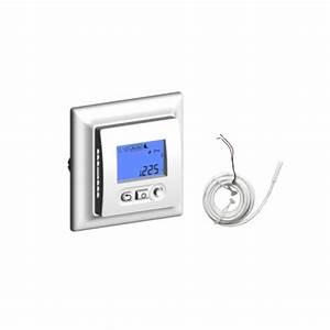 Plancher Rayonnant Electrique : thermostat th310 pour plancher ou plafond rayonnant ~ Premium-room.com Idées de Décoration