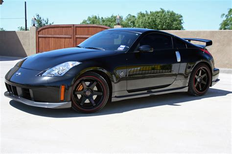 2007 Nissan 350z Photos, Informations, Articles
