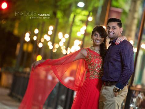 alisha  sumeet  memphis engagement photography session