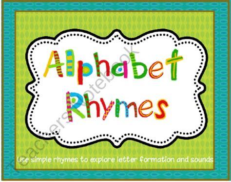 alphabet rhymes preschool ideas 882 | d197044bacbad37d80ab56a10aac3f07