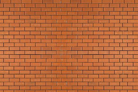 deco chambre papier peint papier peint trompe l 39 oeil mur de brique orange