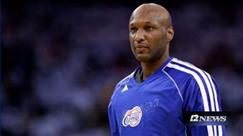 Ex-NBA star Lamar Odom found unconscious at Nevada brothel ...