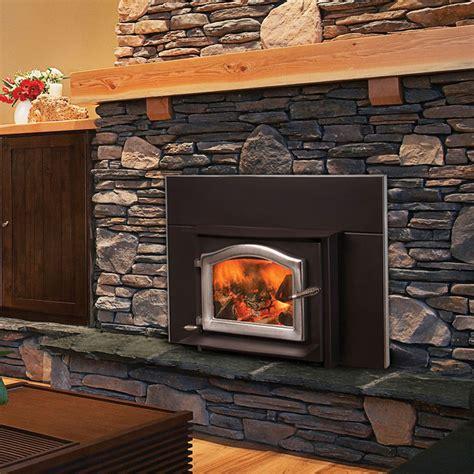 Insert For Fireplace - ashwood fireplace insert wood stove insert by kuma stoves