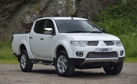 mitsubishi truck next gen mitsubishi l200 pickup due this fall autoguide