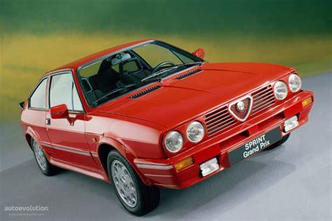 Alfa Romeo Sprint Specs  1983, 1984, 1985, 1986, 1987