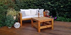 Wie Lange Muss Holz Trocknen : diy modernen holz gartentisch selber bauen so kannst du ~ Watch28wear.com Haus und Dekorationen