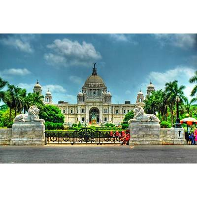 Victoria Memorial – Kolkata (West Bengal India)World