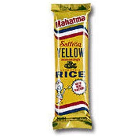 mahatma saffron yellow rice reviews viewpointscom