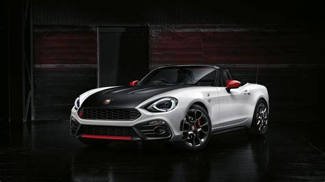 Fiat Spider Abarth, Hd Cars, 4k Wallpapers, Images