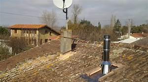 Poele A Granule Ventouse : installation d 39 un po le pellets en ventouse ~ Premium-room.com Idées de Décoration