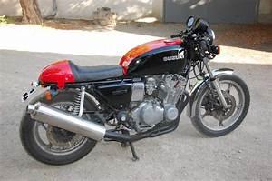 1982 Suzuki Gs850 Cafe Racer