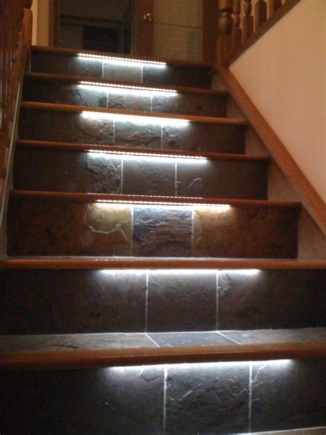 Indoor Stair Lights by How Properly To Light Up Your Indoor Stairway