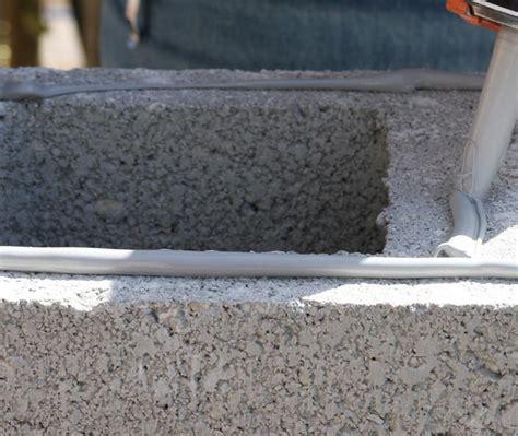 polyurethane construction adhesive tube sakrete