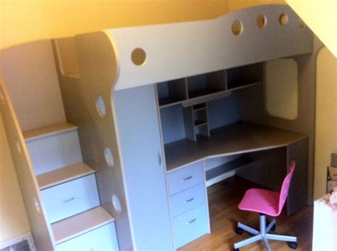 Ikea Loft Bed With Desk Assembly by 1000 Images About Ikea Furniture Assembly On