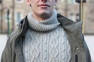 Pull Colle Roulé Homme : pull col roul homme le miens de longues manches ~ Melissatoandfro.com Idées de Décoration