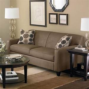 Living room color ideas with brown couchesmodern for Furniture color for small living room
