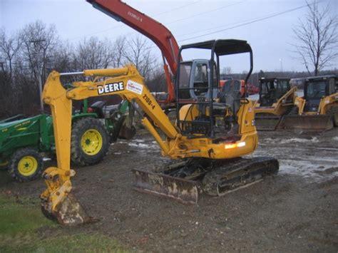 mini excavator medium jd  lb eagle rental commercial industrial residential