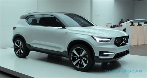 Close up with the Volvo 40.1 and 40.2 Concepts: 2018's ...
