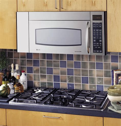 ge profile spacemaker xl   microwave oven jvmsf ge appliances