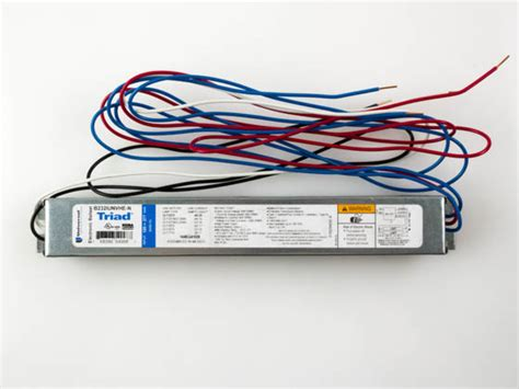 Universal Electronic Instant Start Ballast 120v To 277v