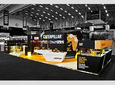 Caterpillar Mining Indaba 2015 on Behance