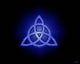 Celtic Triquetra Trinity Symbol