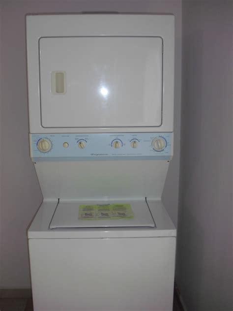 lavadora secadora frigidaire semi autom 225 tica no quot agita quot yoreparo