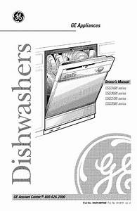 Ge Dishwasher Schematic Diagram