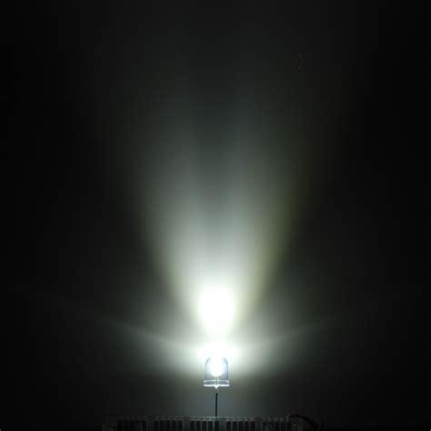 super bright led white 10mm