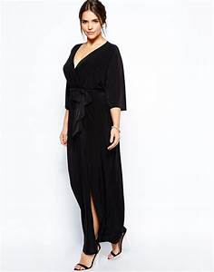 robe longue noire taille 48 robes de soiree site blog photo With robes taille 48