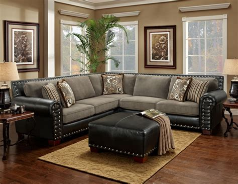 Sectional Sofas With Ottoman by Price Furniture