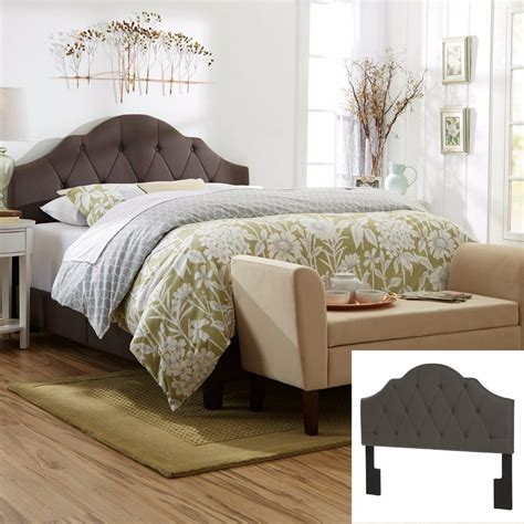 bed headboard ideas headboard ideas 10 creative diy headboard ideas mirror headboard button tufted headboard 6