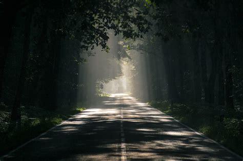 images on free stock photo of asphalt dark dawn