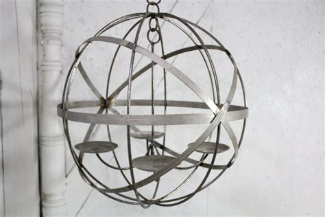 Outdoor Candle Chandeliers Wrought Iron by 24 Quot Wrought Iron Mystic Candle Chandelier Large Light