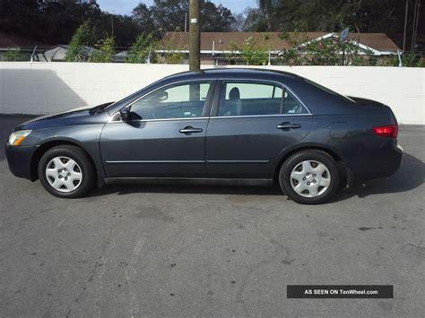 2005 honda accord 2 door 2005 honda accord lx sedan 4 door 2 4l