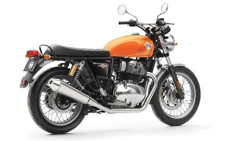 Royal Enfield Interceptor 650 Image by Royal Enfield Fury 650 Flat Tracker Based On The