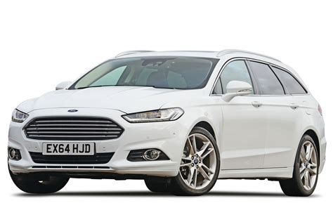 Ford Mondeo Estate Style 15 Duratorq Tdci 120ps Econetic