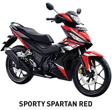Gambar Motor Honda Supra Gtr 150 by Pilihan Warna Baru Supra Gtr 150 2018 Harga Dan Gambar