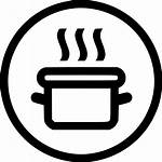 Cooking Icon Icons Transparent Clipart Cook Pot