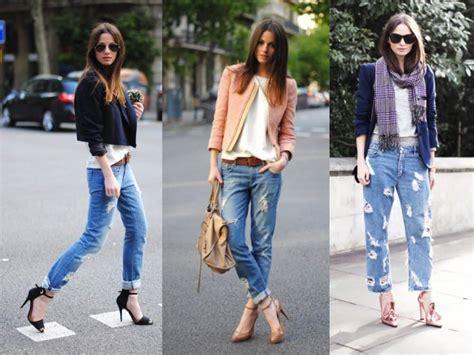 comment porter un jean boyfriend 3 choses 224 conna 238 tre sur le jean boyfriend