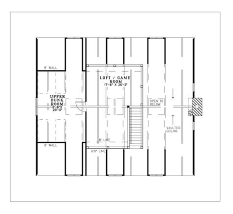 House Plan 82131 Southern Style with 4134 Sq Ft 10 Bed