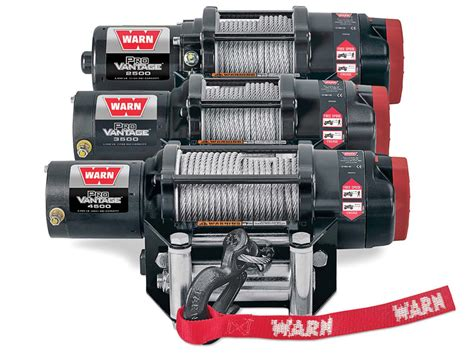New Products  Warn Winch 2012  Atv Illustrated