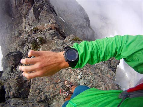 Multi-sport Altimeter Gps Watch