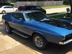 1972 Ford Mustang Mach 1 for Sale | ClassicCars.com | CC-897455