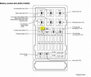 2008 Ford F350 Fuse Box Diagram