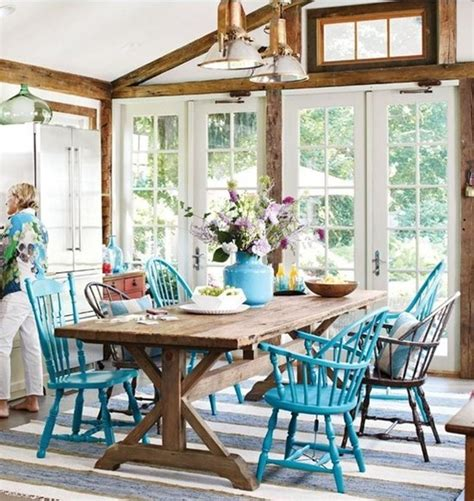 Rustic Dining Room Decorating Ideas by 40 Cool Rustic Dining Room Designs Decorating Ideas